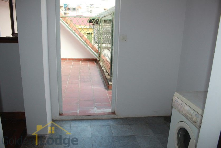 Swimming pool house in To Ngoc Van street, Tay Ho for rent 23