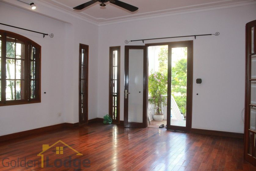 Swimming pool house in To Ngoc Van street, Tay Ho for rent 8