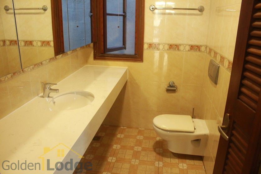 Swimming pool house in To Ngoc Van street, Tay Ho for rent 9