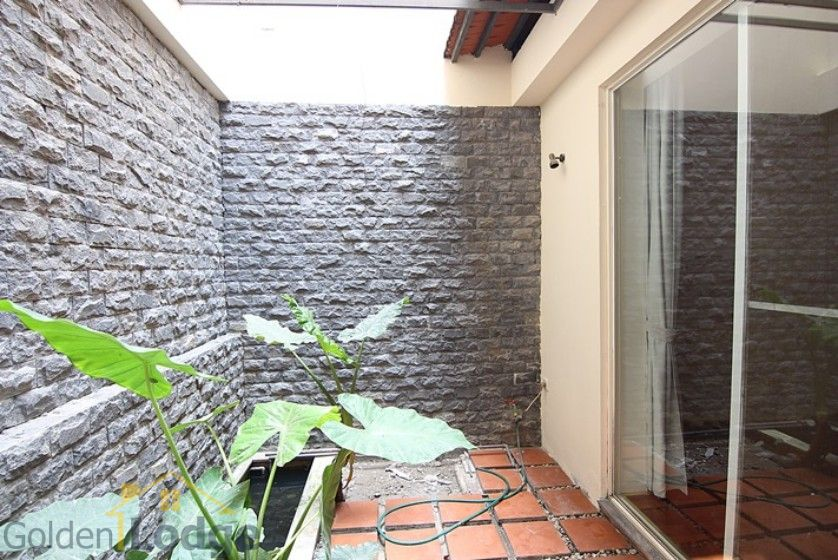 Swimming pool house in To Ngoc Van street, Tay Ho Westlake 12