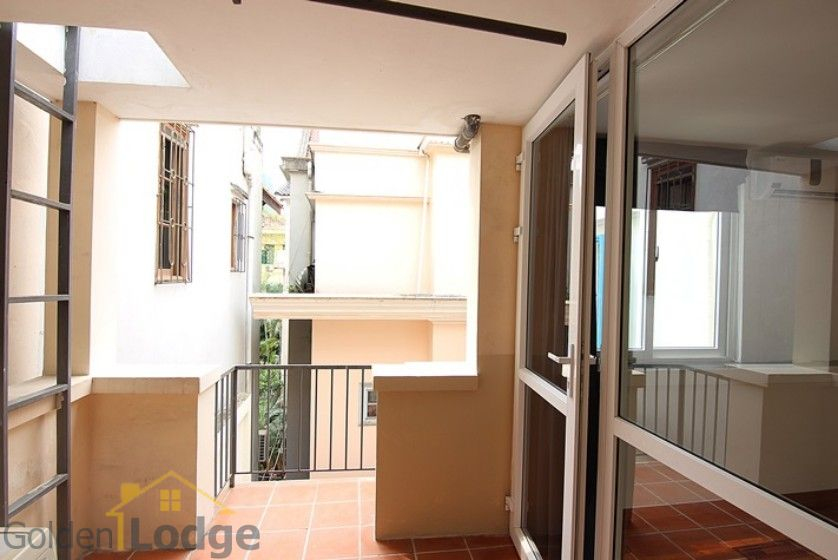 Swimming pool house in To Ngoc Van street, Tay Ho Westlake 19