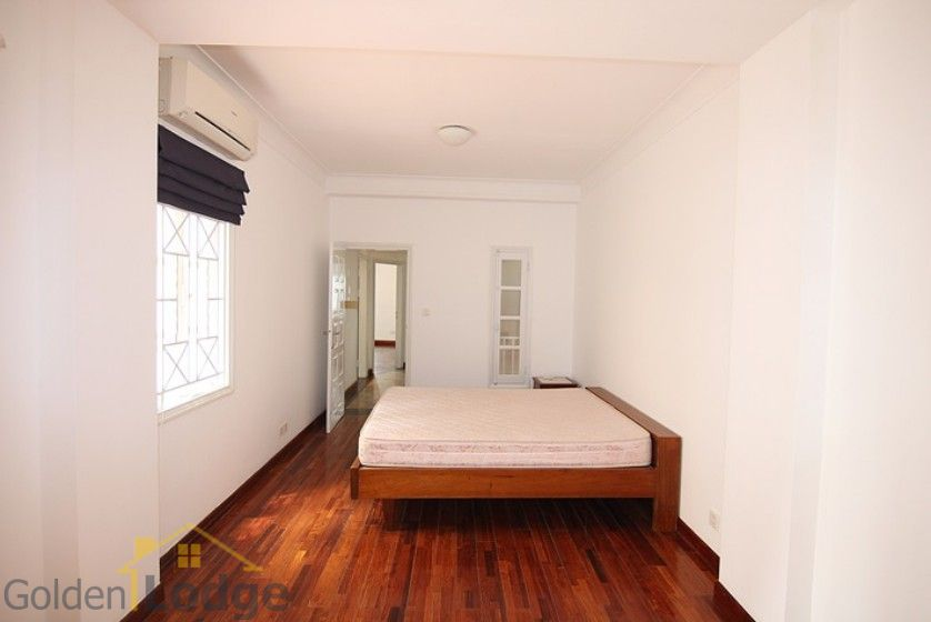Swimming pool house in To Ngoc Van street, Tay Ho Westlake 25