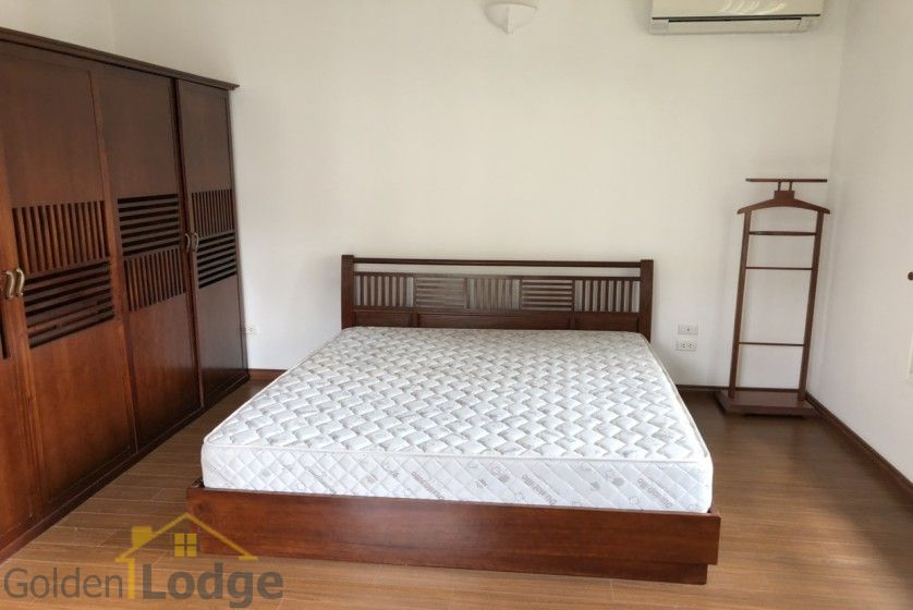 Swimming pool villa in Tay Ho, Hanoi for rent, five bedrooms 9