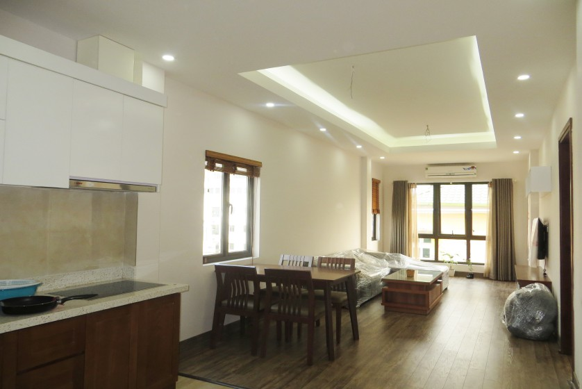 Tay Ho apartment for rent with 2 bedrooms in Nghi Tam