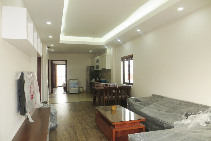 Tay Ho apartment for rent with 2 bedrooms in Nghi Tam 1