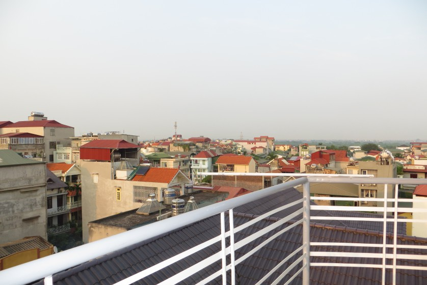Tay Ho apartment for rent with 2 bedrooms in Nghi Tam 9