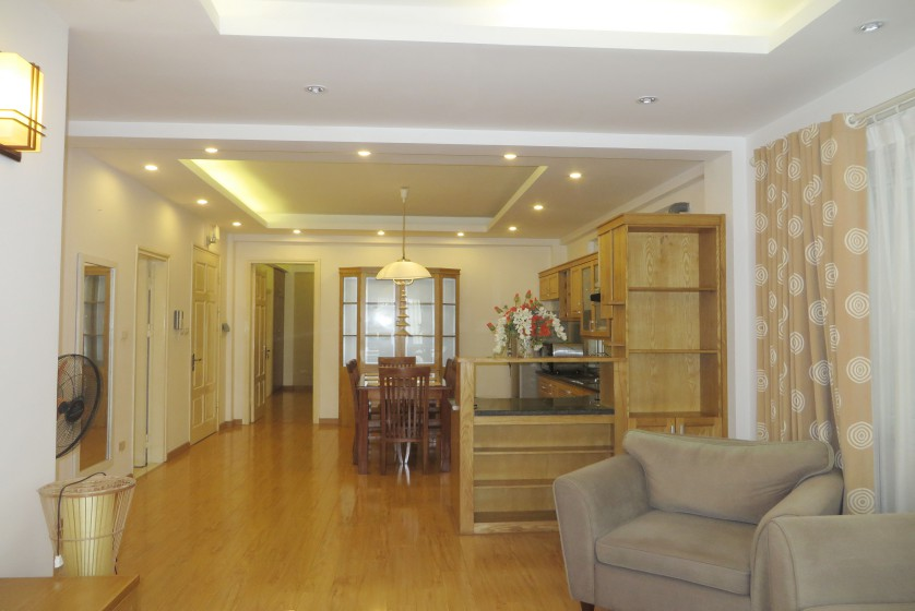 Tay Ho apartment to rent with 2beds 2 baths near Water park 3