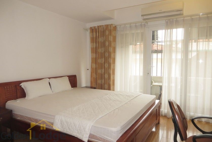 Tay Ho apartment to rent with 2beds 2 baths near Water park 5