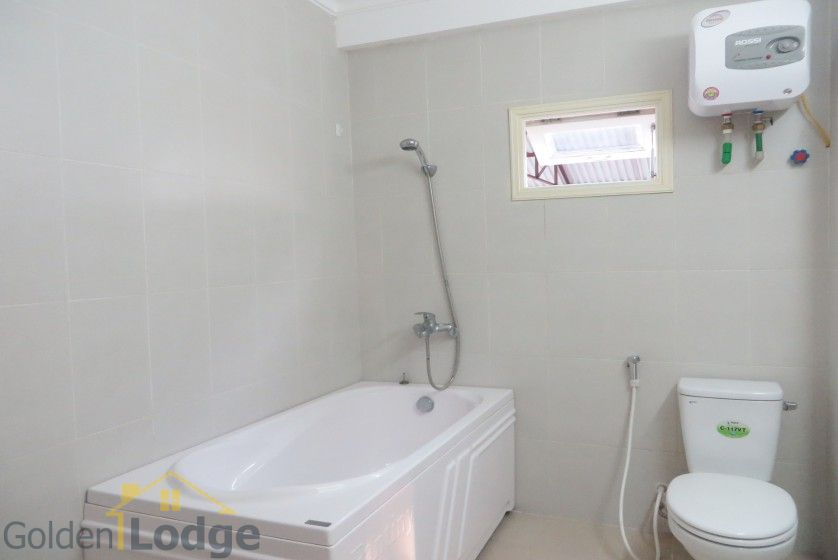 Large yard Tay Ho house rental with four bedrooms fully furnished 23