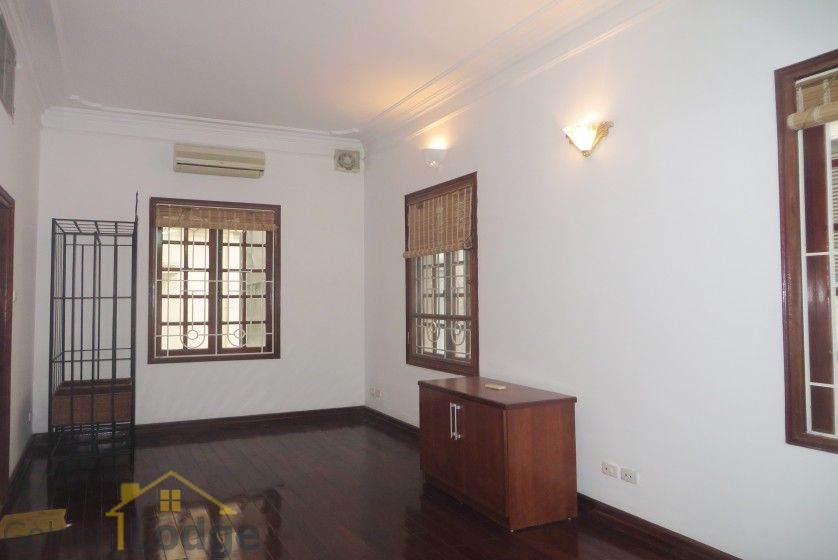 Tay Ho house rental with furnished composed 4 beds garden 15