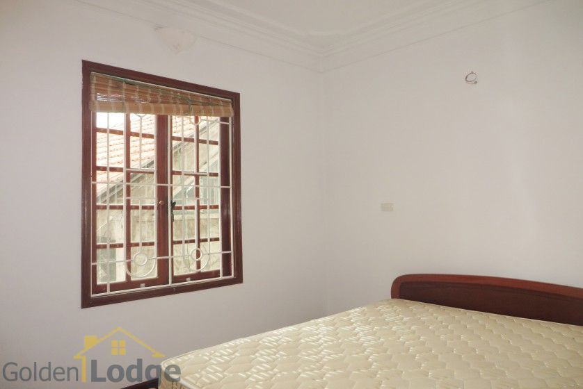 Tay Ho house rental with furnished composed 4 beds garden 21