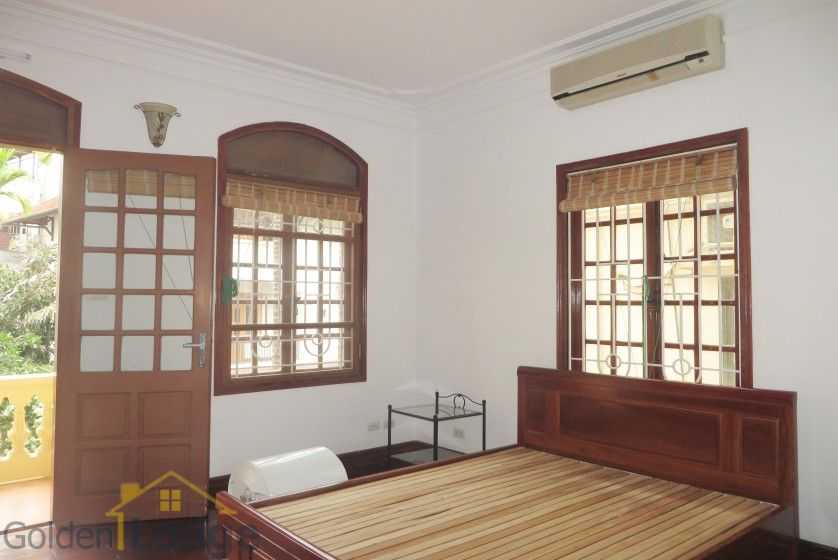 Tay Ho house rental with furnished composed 4 beds garden 9