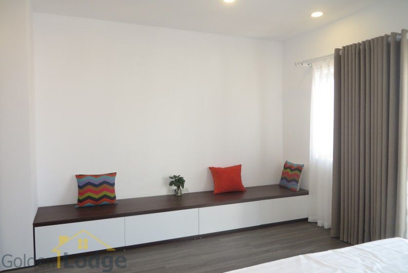 Tay Ho studio apartment for rent with 1 shower room furnished 7