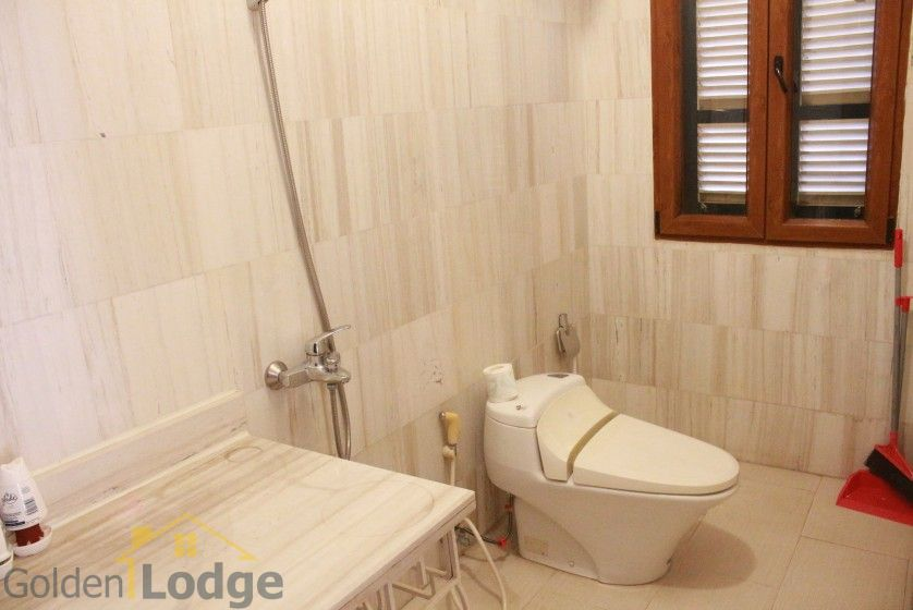 Terraced house in Tay Ho district for rent with swimming pool 11