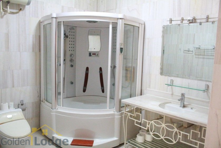 Terraced house in Tay Ho district for rent with swimming pool 20