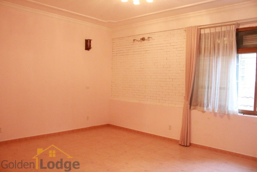 Terraced house in Tay Ho district for rent with swimming pool 21
