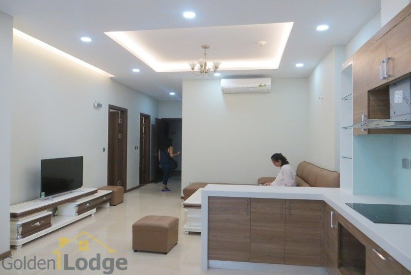 Trang An Complex apartment with 2 bedrooms and 1 small room 3