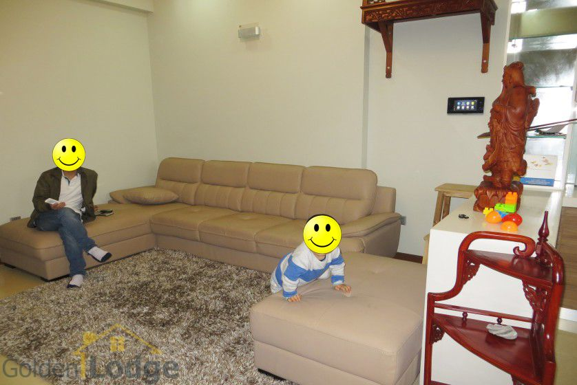 Trang An Complex apartment with 2 bedrooms, fully furnished, 87m2 3