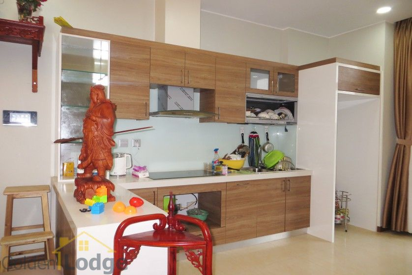 Trang An Complex apartment with 2 bedrooms, fully furnished, 87m2 4