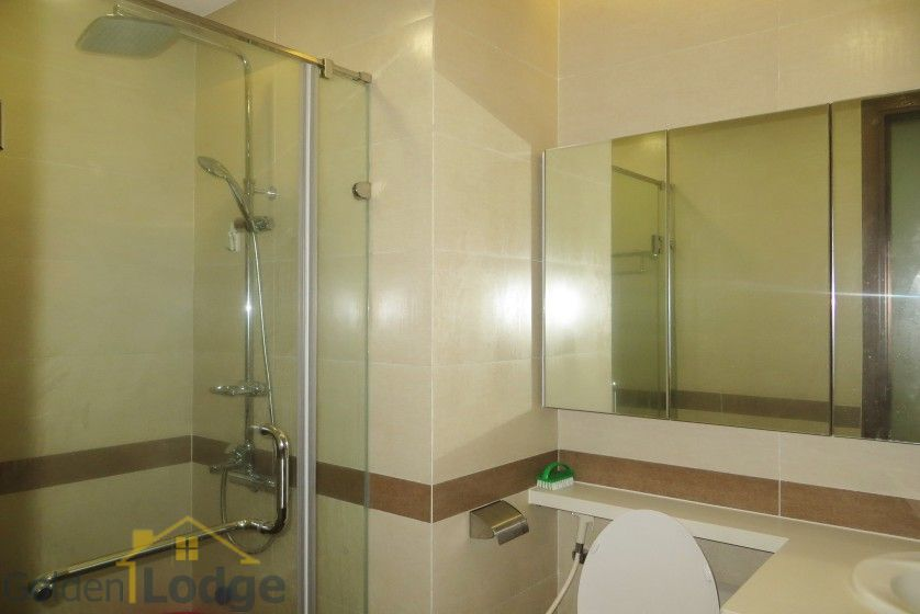 Trang An Complex apartment with 2 bedrooms, fully furnished, 87m2 5
