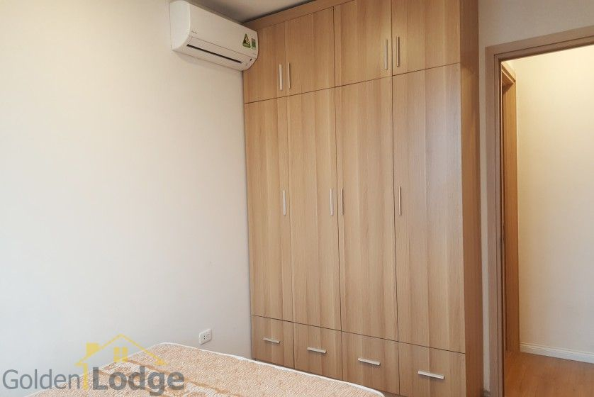 Modern two bedroom apartment in Mipec Riverside Long Bien for rent 14