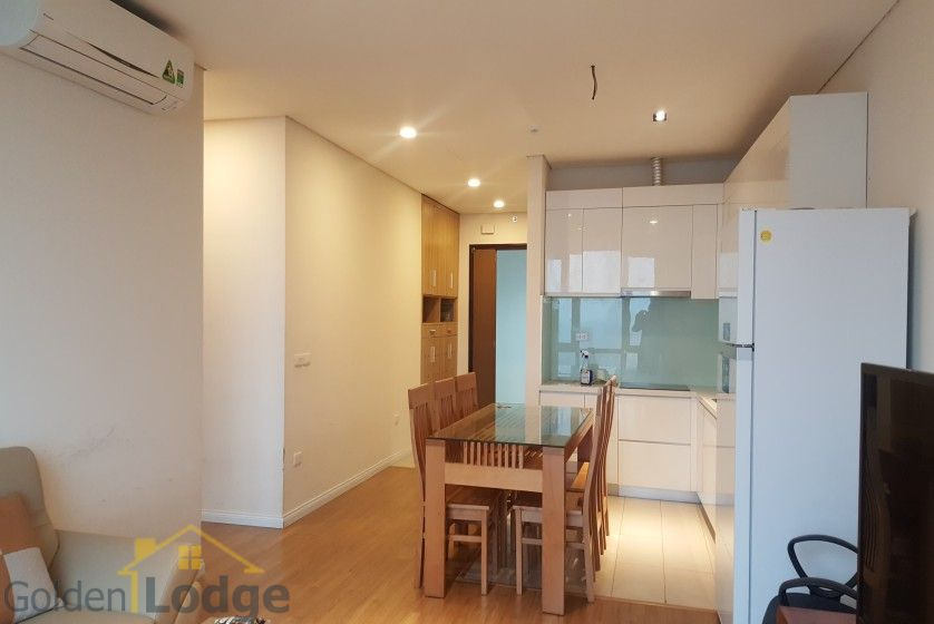 Modern two bedroom apartment in Mipec Riverside Long Bien for rent 5