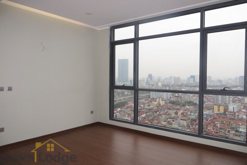 Unfurnished apartment in Trang An Complex Cau Giay, 3 beds 6