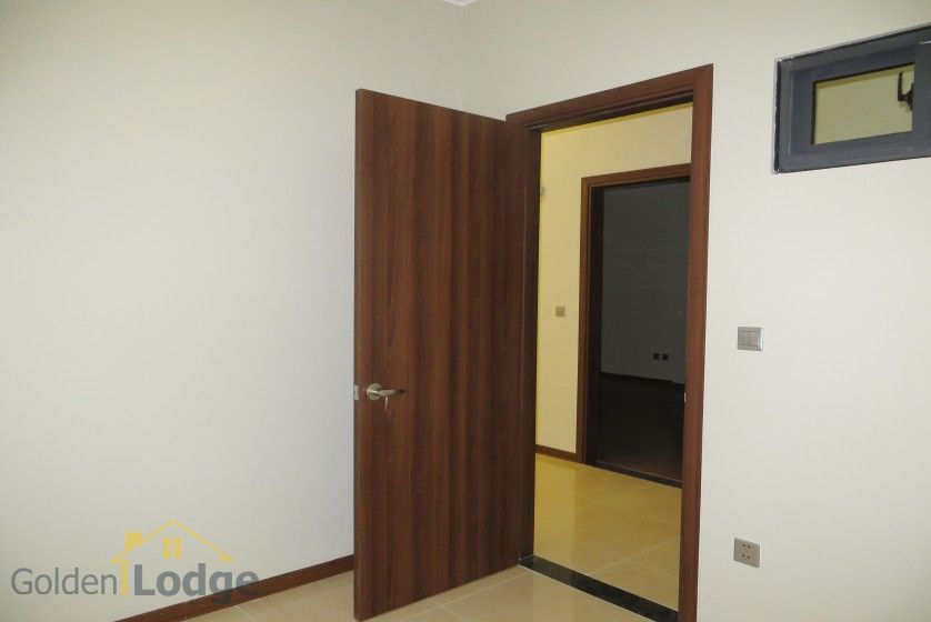 Unfurnished apartment rental in Trang An Complex 3 bedrooms, park view 10
