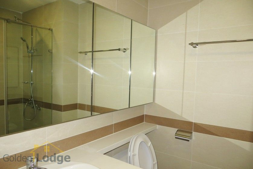 Unfurnished apartment rental in Trang An Complex 3 bedrooms, park view 11