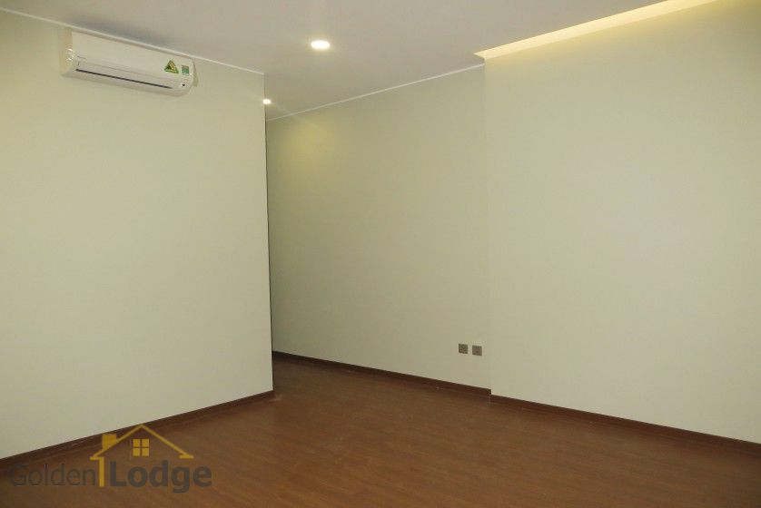 Unfurnished apartment rental in Trang An Complex 3 bedrooms, park view 12