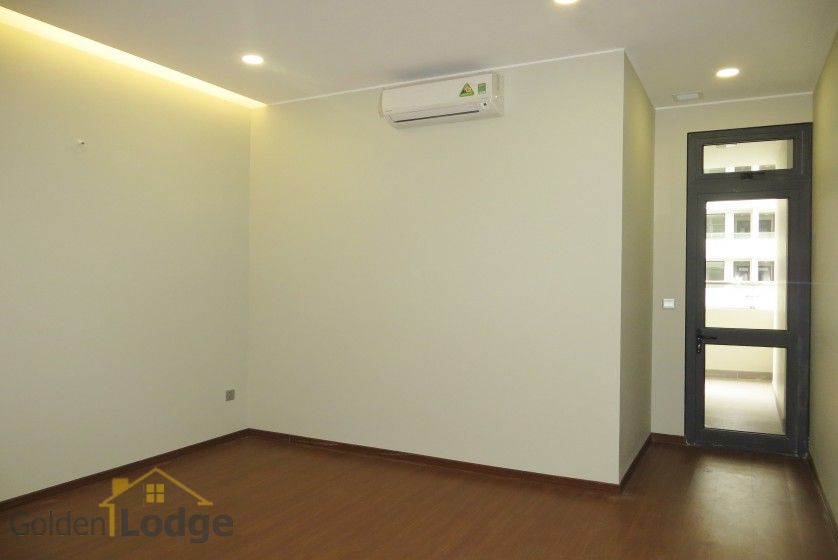 Unfurnished apartment rental in Trang An Complex 3 bedrooms, park view 13