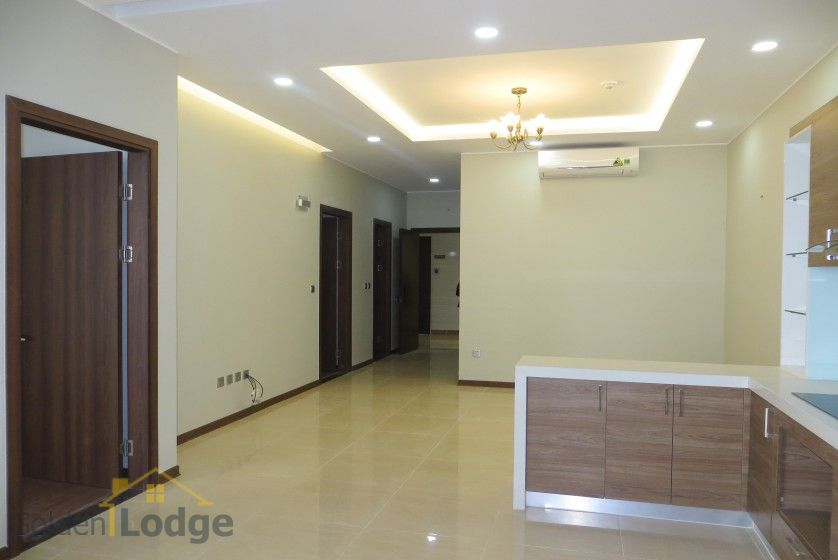 Unfurnished apartment rental in Trang An Complex 3 bedrooms, park view 5