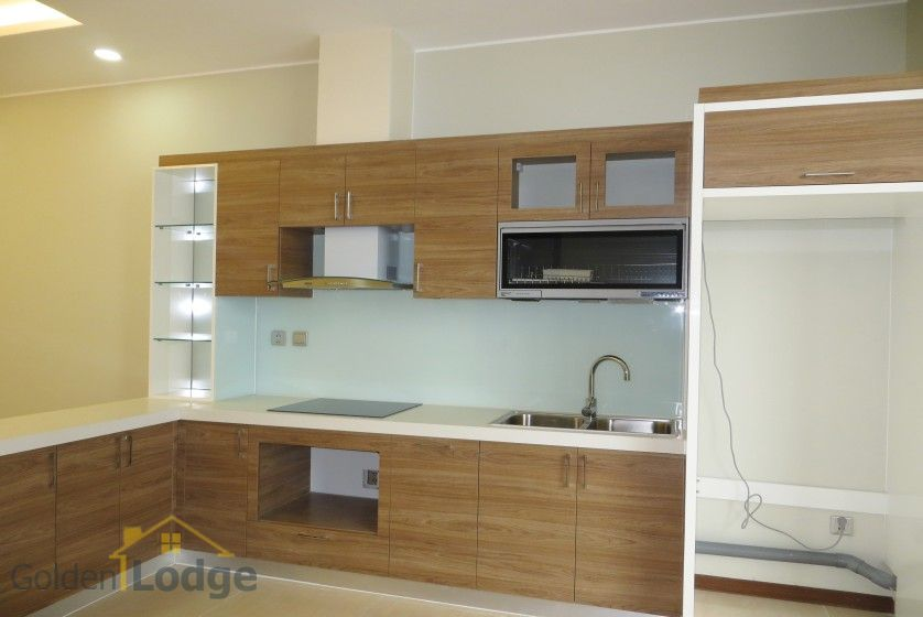 Unfurnished apartment rental in Trang An Complex 3 bedrooms, park view 6