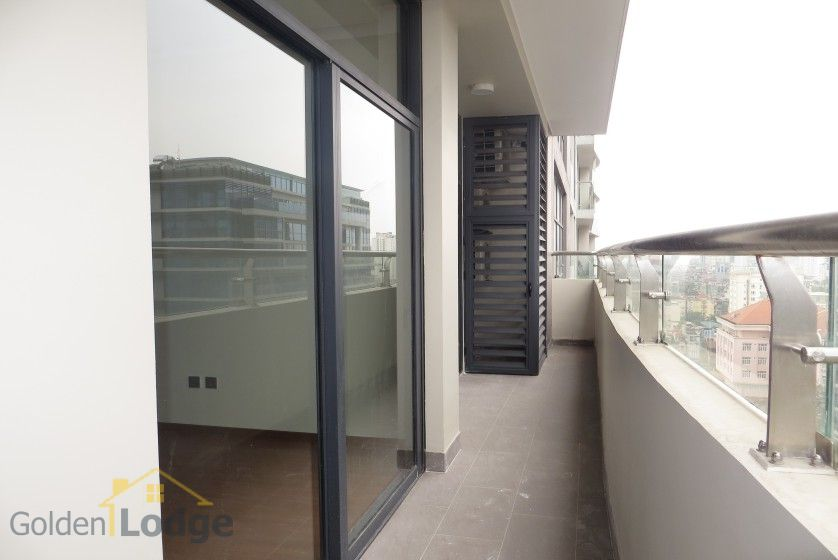 Unfurnished apartment rental in Trang An Complex 3 bedrooms, park view 7