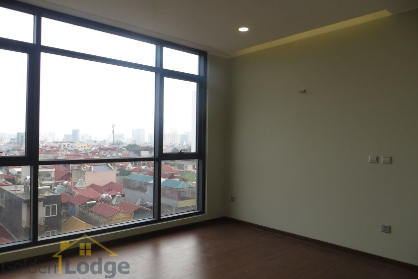 Unfurnished Trang An Complex apartment with 3 beds, 2 shower rooms 8
