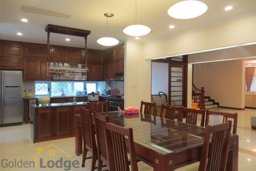 Villa in Tay Ho – Westlake on Dang Thai Mai street with pool 14