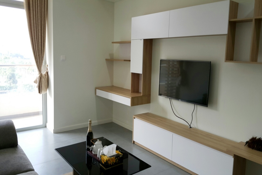 Watermark apartment Hanoi to rent with 2 beds, modern living standard